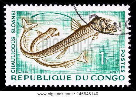Congo - Circa 1966