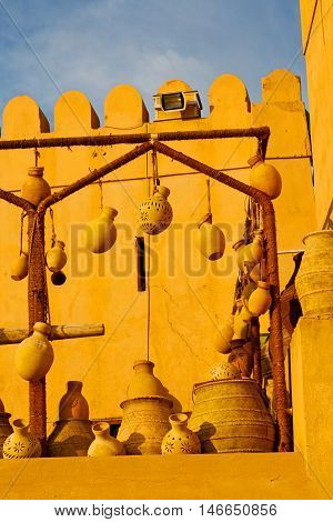 In Oman     Muscat The  Old Pottery