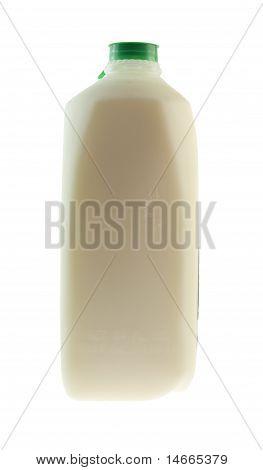 half gallon milk