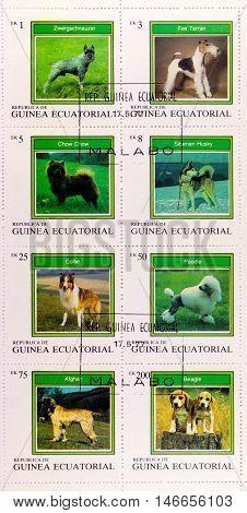 Equatorial Guinea - Circa 1977