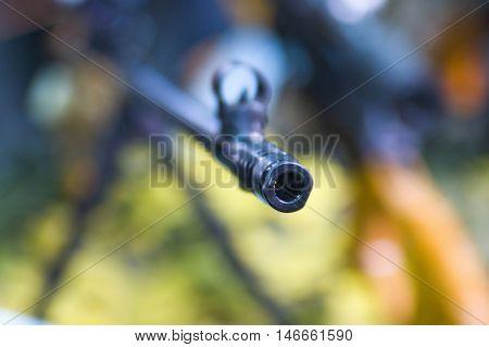 Machine Gun Muzzle
