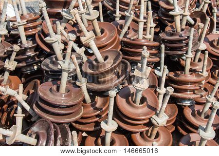 Insulators for use in high voltage 22 kV