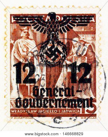 Poland - Circa 1938