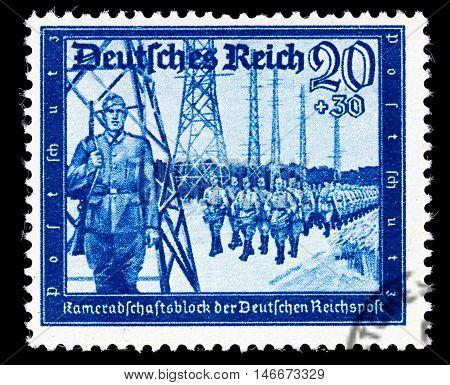 German - Circa 1944