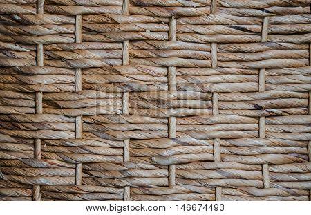texture of wicker baskets, wicker basket of apples, wood texture