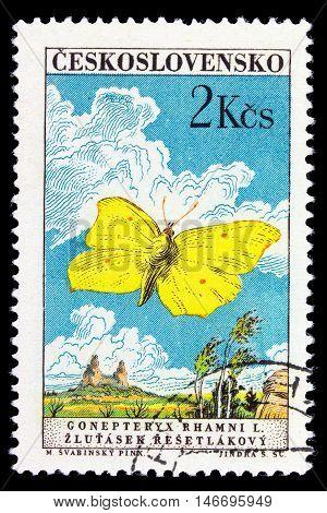 Czechoslovakia - Circa 1975