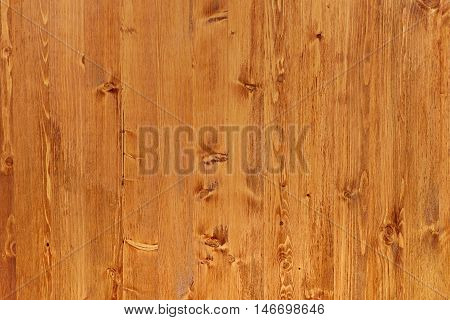 Texture of dark wood can be used as background