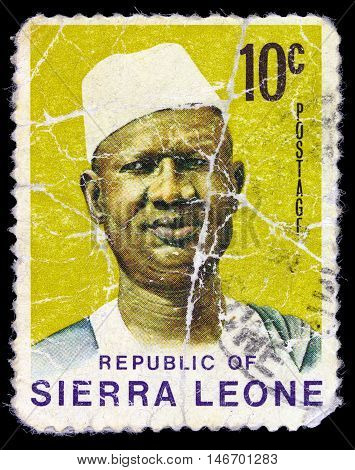 Sierra Leone - Circa 1971