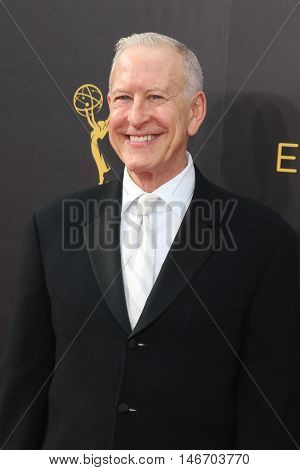 LOS ANGELES - SEP 10:  Jeff Greenberg at the 2016 Creative Arts Emmy Awards - Day 1 - Arrivals at the Microsoft Theater on September 10, 2016 in Los Angeles, CA