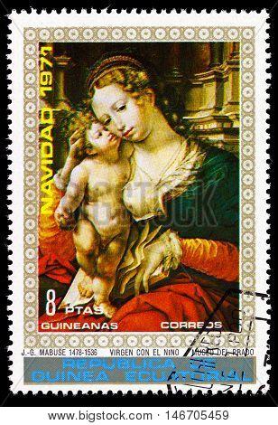 Guinea - Circa 19791
