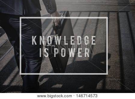 Education Wisdom Knowledge Intelligence Concept