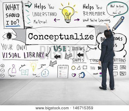 Conception Conceptual Conceptualize Ideas Plan Concept