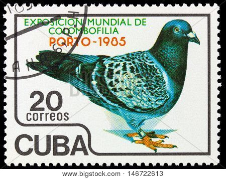 Cuba - Circa 1985