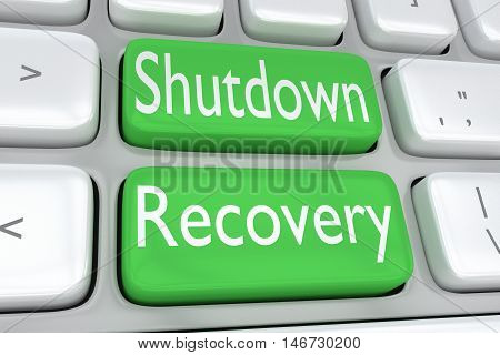 Shutdown Recovery Concept