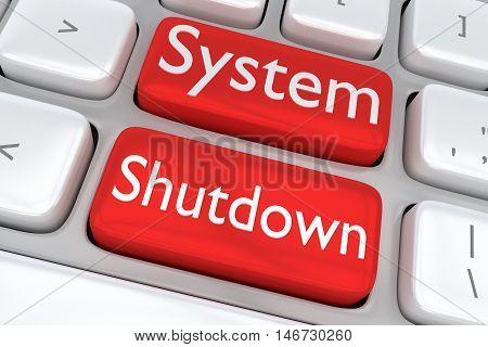 System Shutdown Concept