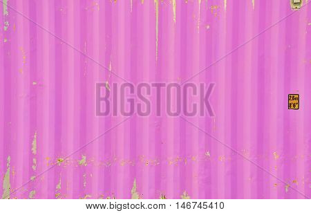 Pink container texture with background for decorate