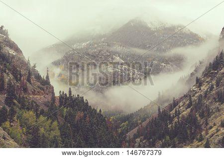 Autumn in Colorado, United States