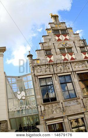 Public Library In Dordrecht