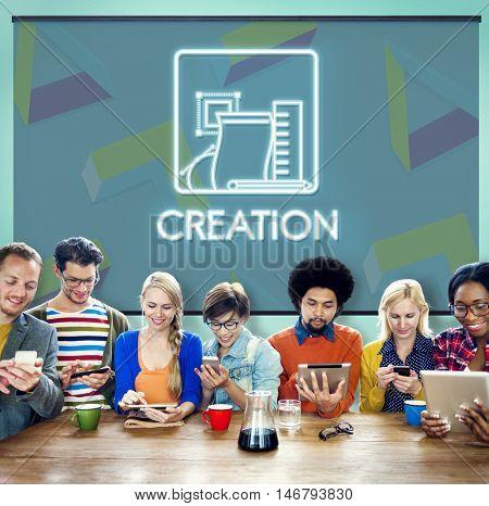 Creation Ability Aspiration Ability Innovation Skills Concept