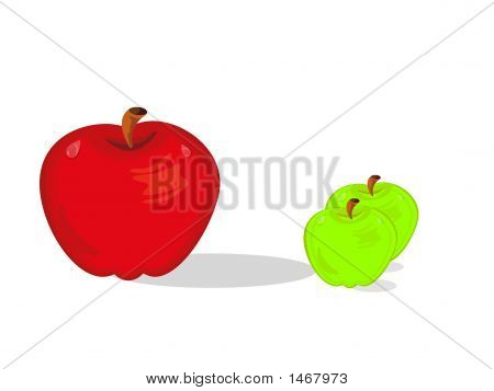 Three Apple