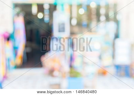 Abstract blurred background with space for your text