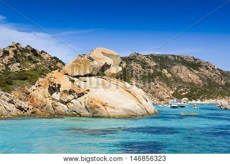 Spargi Island, Archipelago Of Maddalena, Sardinia