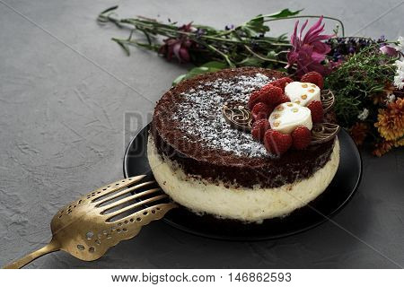 Sweet and delicious compliment to holiday and birthday will delight you with simplicity and splendor.