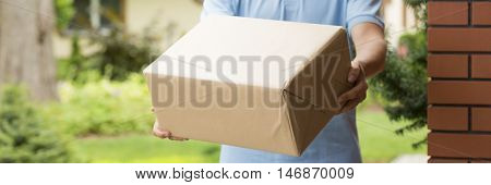 Surprise Package Is Already At The Doorstep