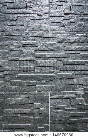 Background Texture Black Slate
