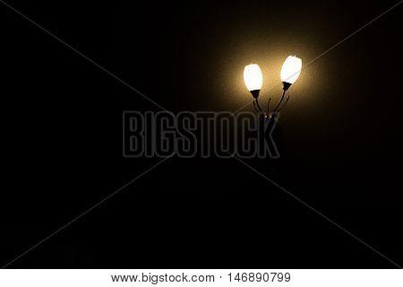 Room, Interior, Lamp, Home, Evening, Comfort, Apartment