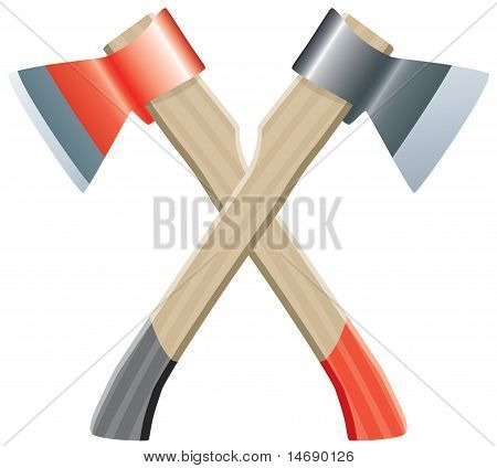 Two Vector Axes