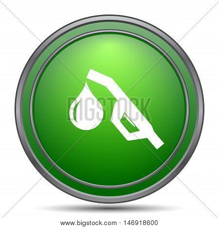 Gasoline Pump Nozzle Icon