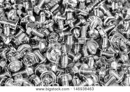 Metallic Set Screws And Bolts For Craftsman Tools In Industry