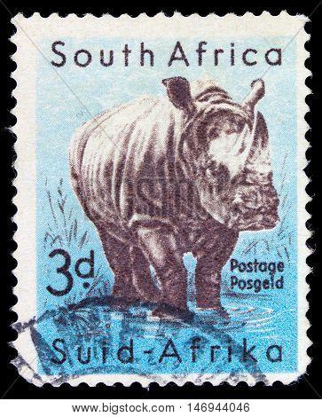 South Africa - Circa 1952