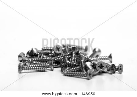 Pile Of Screws