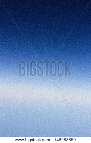 Grained blue sky stratosphere background colour gradient in vertical 3:2 format.