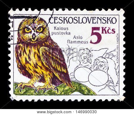 Czechoslovakia - Circa 1986