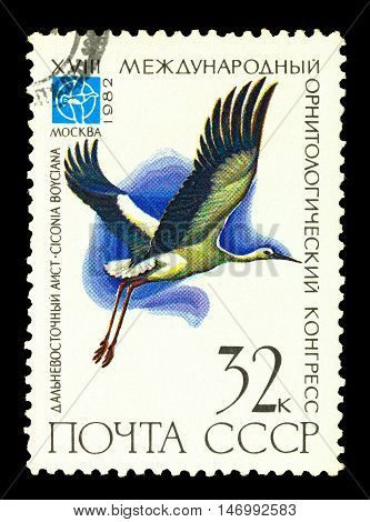 Ussr - Circa 1982