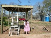 How Tall Is My Tree House - Let'S Measure!