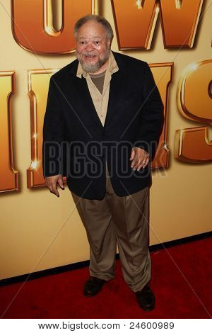 NEW YORK - OCTOBER 24: Stephen Henderson attends the premiere of