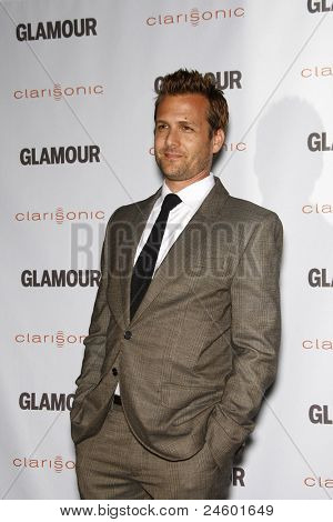 LOS ANGELES - OCT 24: Gabriel Macht at the 2011 Glamour Reel Moments premiere presented by Clarisonic held at the Directors Guild Of America on October 24, 2011 in West Hollywood, California