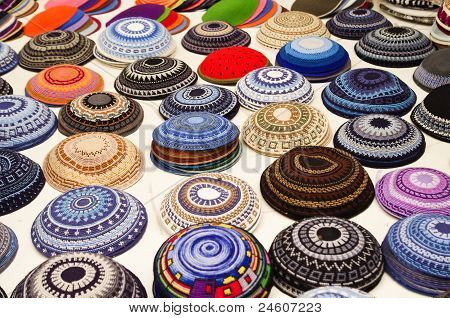 yarmulkes collection