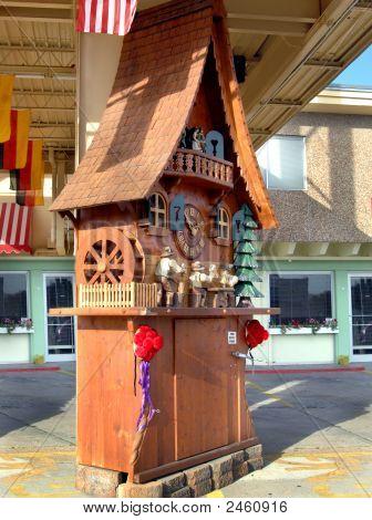 Branson's Black Forrest Clock Shop