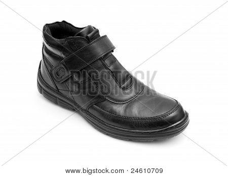 Black Man's Boot