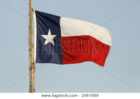 Old Texas Flag