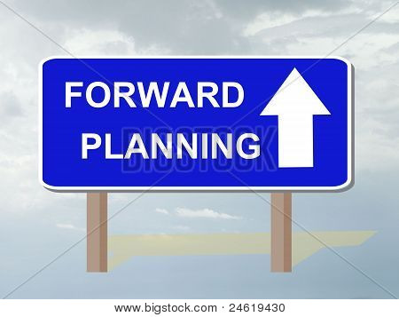 Forward planning