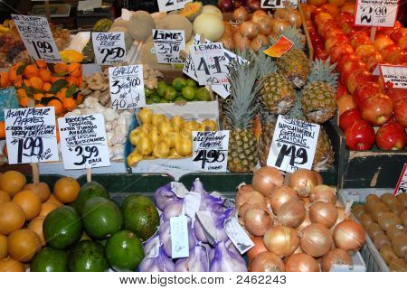 Fruit Market 3