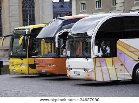 Tourist Busses