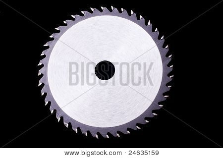 Edge Of Circular Saw