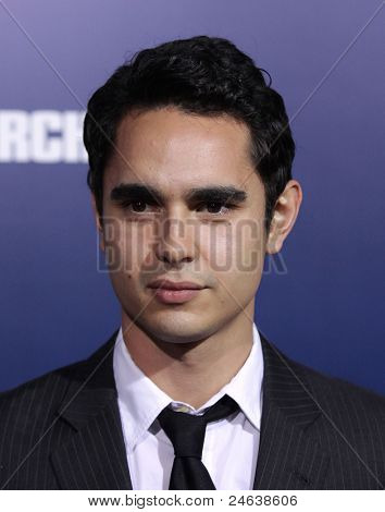 "LOS ANGELES - SEP 27:  Max Minghella arrives to the ""The Ides of March"" Los Angeles Premiere  on September 27,2011 in Beverly Hills, CA"